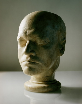 life mask of william blake