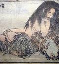 Hokusai Yama uba