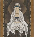 Kano White robed Kannon%2C Bodhisattva of Compassion