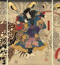 Kuniyoshi The Magic Toads