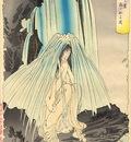 Yoshimitsu Spirit in the Waterfall