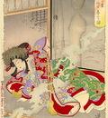 Yoshitoshi The Ghost of Seigen