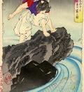 Yoshitoshi The Great Carp
