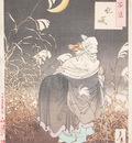 yoshitoshi fox moon
