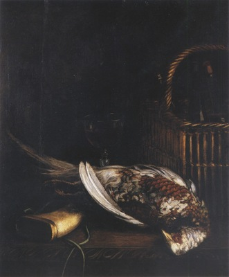 Still Life with Pheasant [1861]
