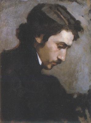 Portrait of a Man [1867]