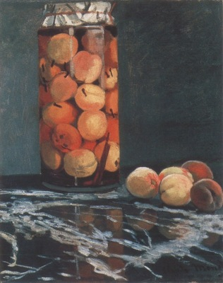 Jar of Peaches [1866]