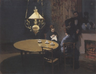An Interior after Dinner [1868 1869]