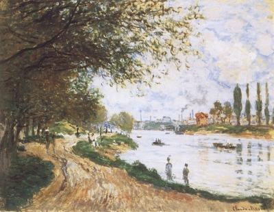 The Isle La Grande Jatte [1878]