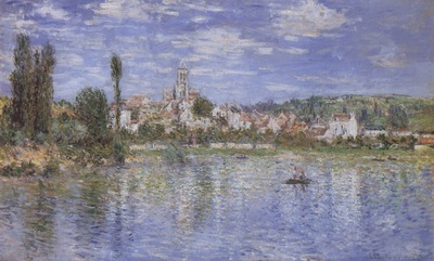 Vetheuil in Summer [1880]