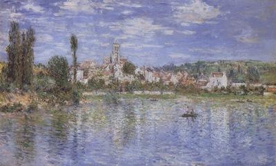 Vetheuil in Summer [1880]