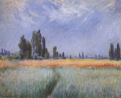 Field of Corn [1881]