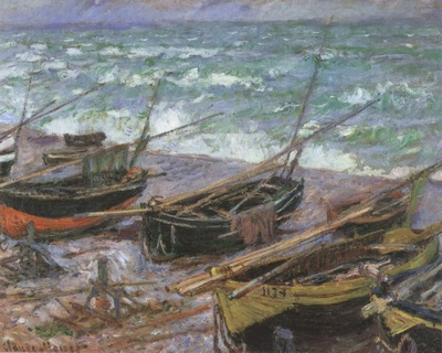 Fishing Boats [1885]
