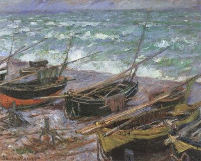 Fishing Boats [1885]