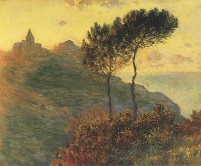 The Church of Varengeville [1882]