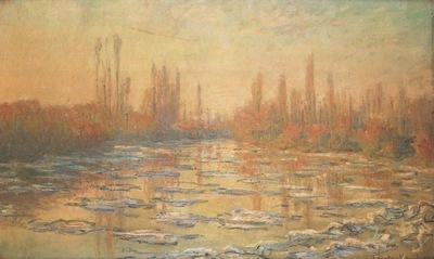 Floating Ice [1880]
