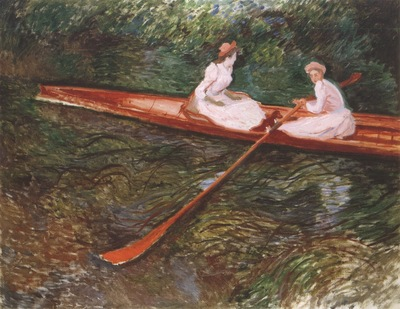 The Pink Skiff [1890]