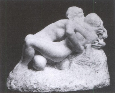 Auguste Rodin Satyresses [1885]