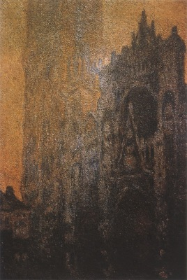 The Portal and the Tour dAlbane at Dawn [1893]