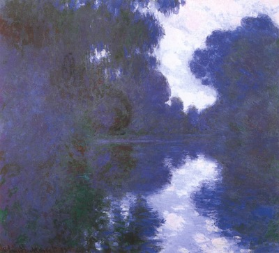 Morning on the Seine, Clear Weather [1897]