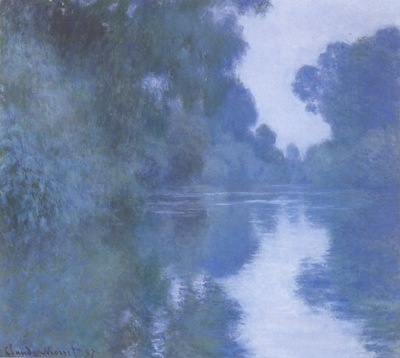 Arm of the Seine near Giverny [1897]