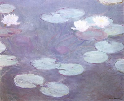 Pink Water Lilies [1897 1899]