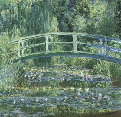 Water Lily Pond [1897 1899]
