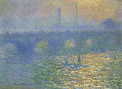 Waterloo Bridge, London [1899 1901]