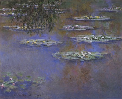 Water Lilies [1903]
