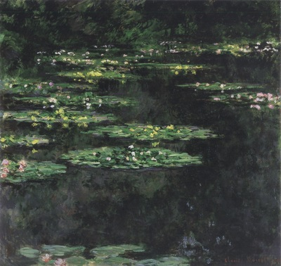 Water Lilies [1903 1904]