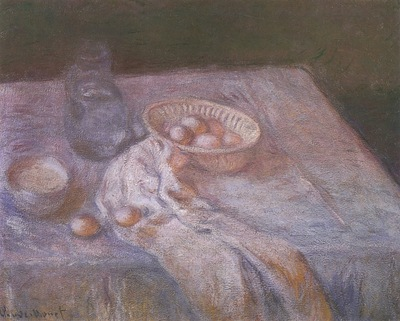 Still Life with Eggs [1907]