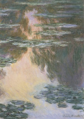 Water Lilies [1907]