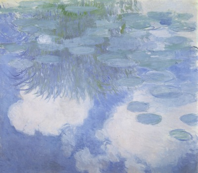 Water Lilies [1914 1917]