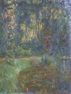 Water Lily Pond at Giverny [1918 1919]