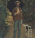 Portrait of Victor Jacquemont [1865]