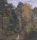 Path in the Forest [1865]