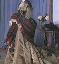 Portrait of Mrs Gaudibert [1868]