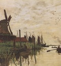 Windmill at Zaandam [1871]