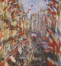 The Rue Montorgueil, 30th of June 1878 [1878]
