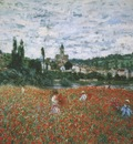 Poppy Field near Vetheuil [1879]
