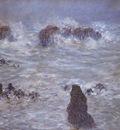 Storm off the Belle Ile Coast [1886]