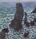 Rocks at Belle Ile [1886]