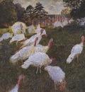 Turkeys [1876]