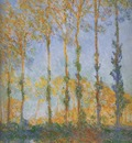 Poplars, White and Yellow Effects [1891]