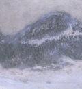 Mount Kolsaas in Misty Weather[1895]