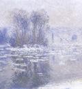 Floes at Bennecourt [1893]