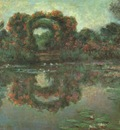 The Flowered Arches at Giverny [1913]