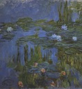 Water Lilies [1915]