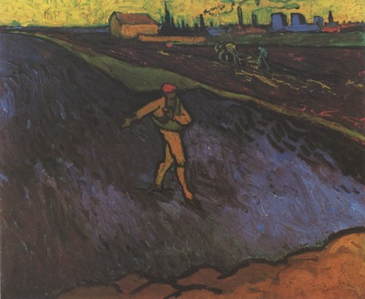 the sower, arles