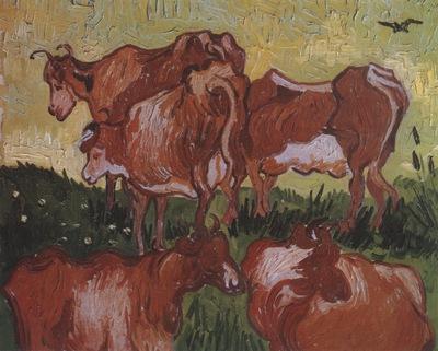 cows as jordaens , auvers sur oise